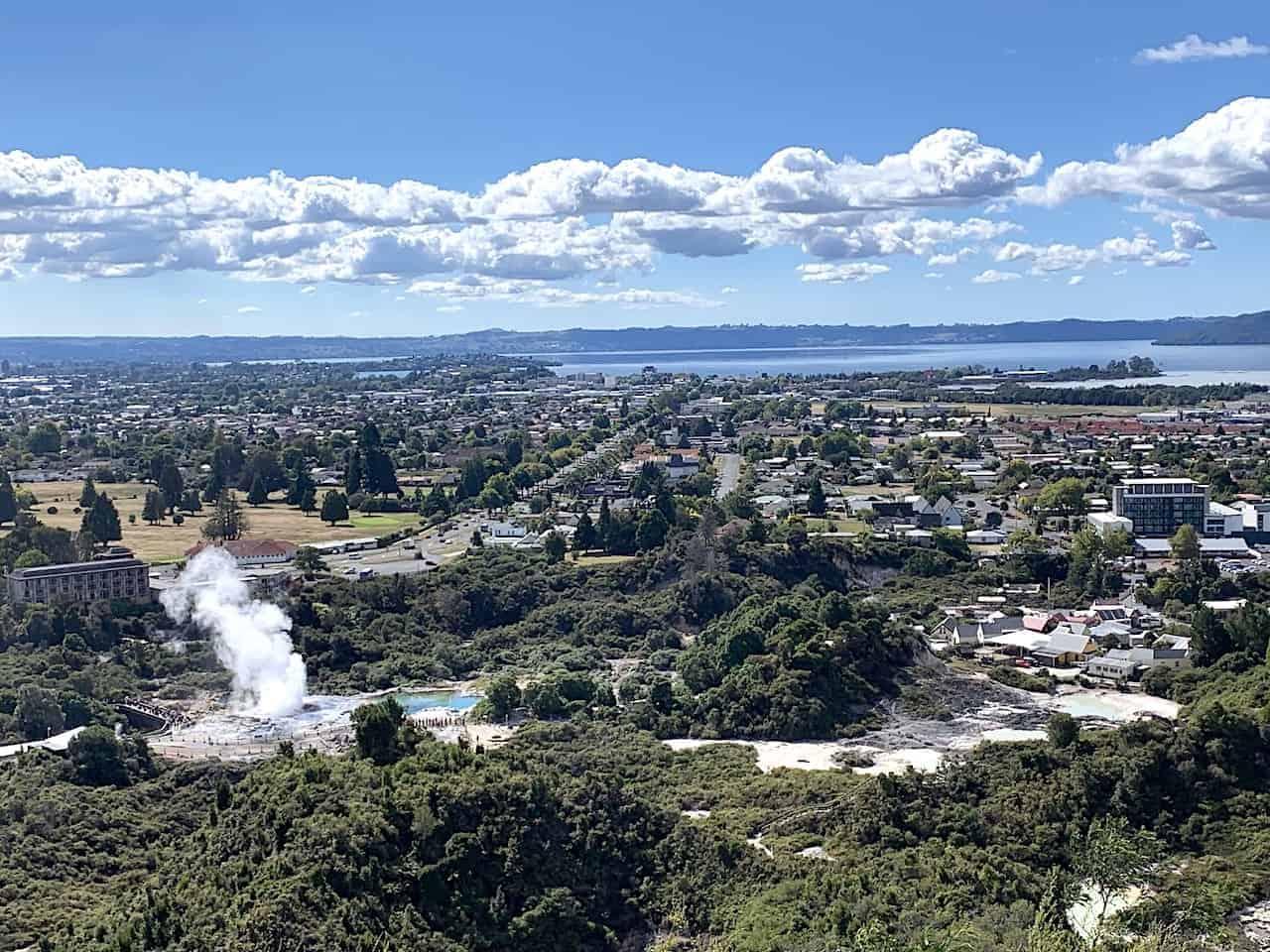 Rotorua City View