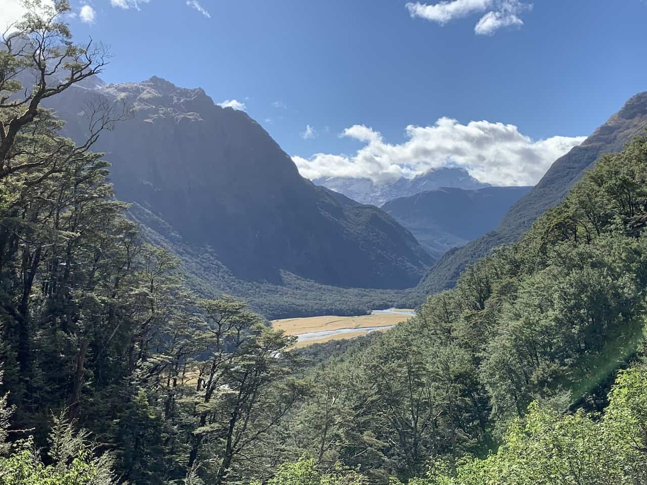 Routeburn Day Hike Views