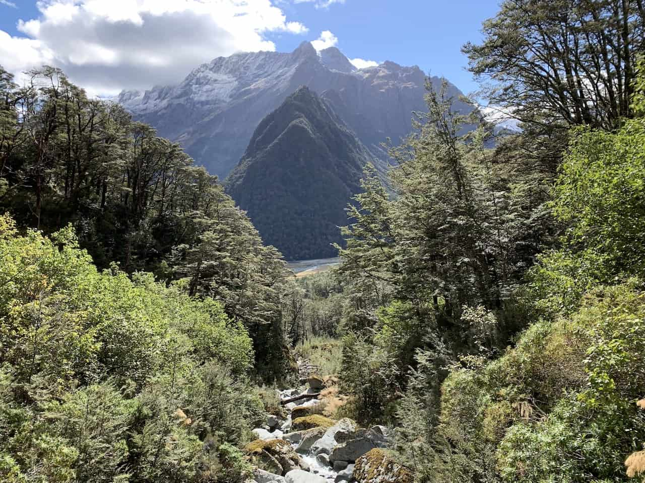 Routeburn Track Views