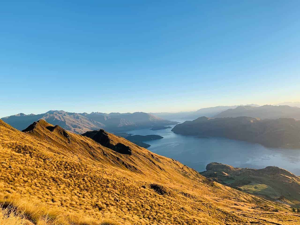 Roys Peak Lake Wanaka
