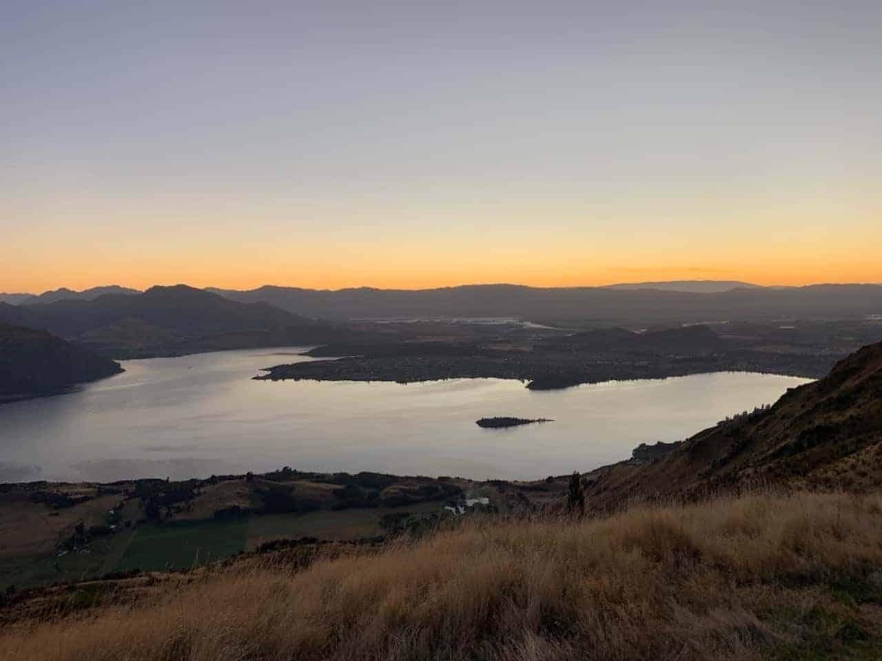 Roys Peak Sunrise