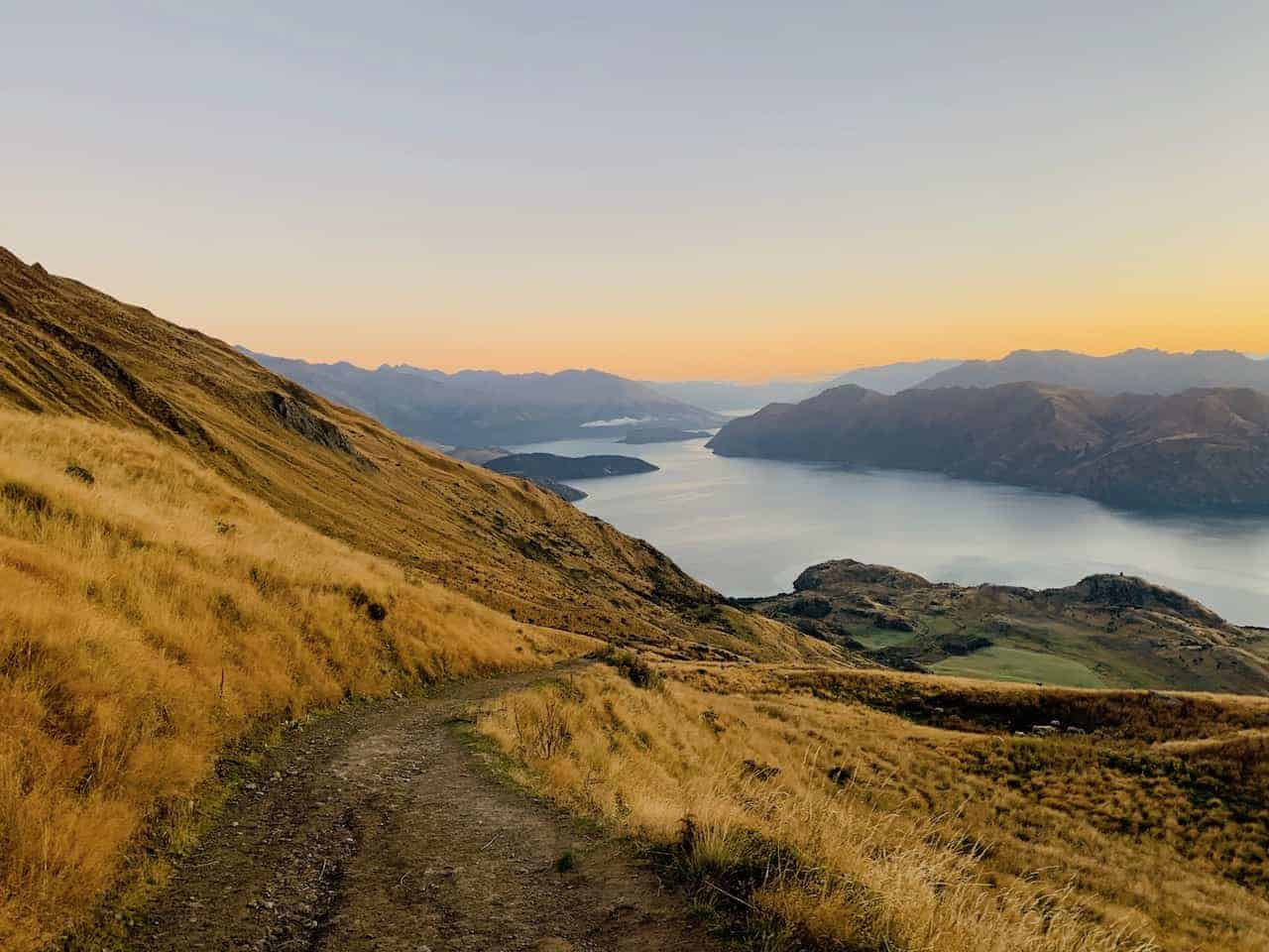 Roys Peak Wanaka Path