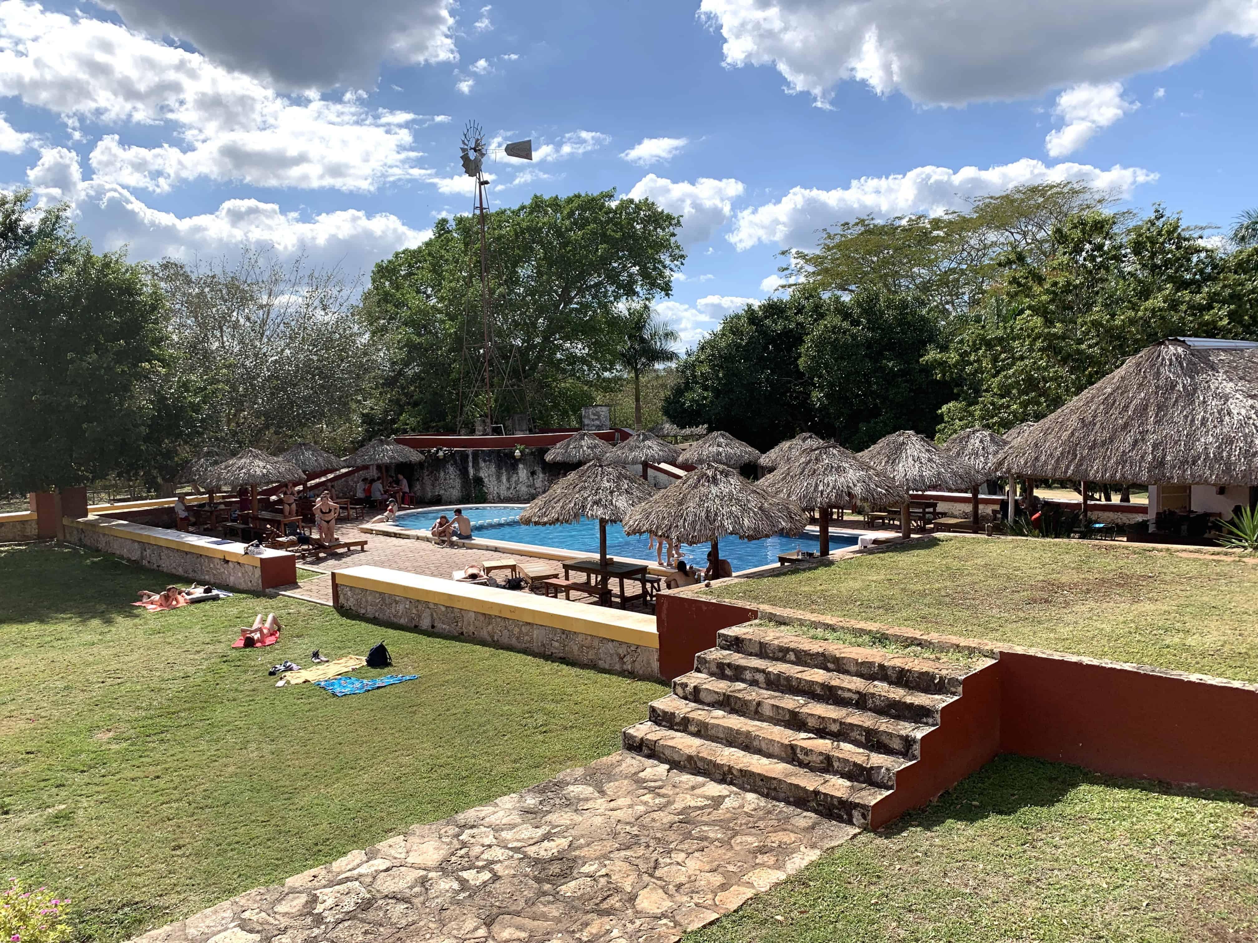 San Lorenzo Oxman Pool