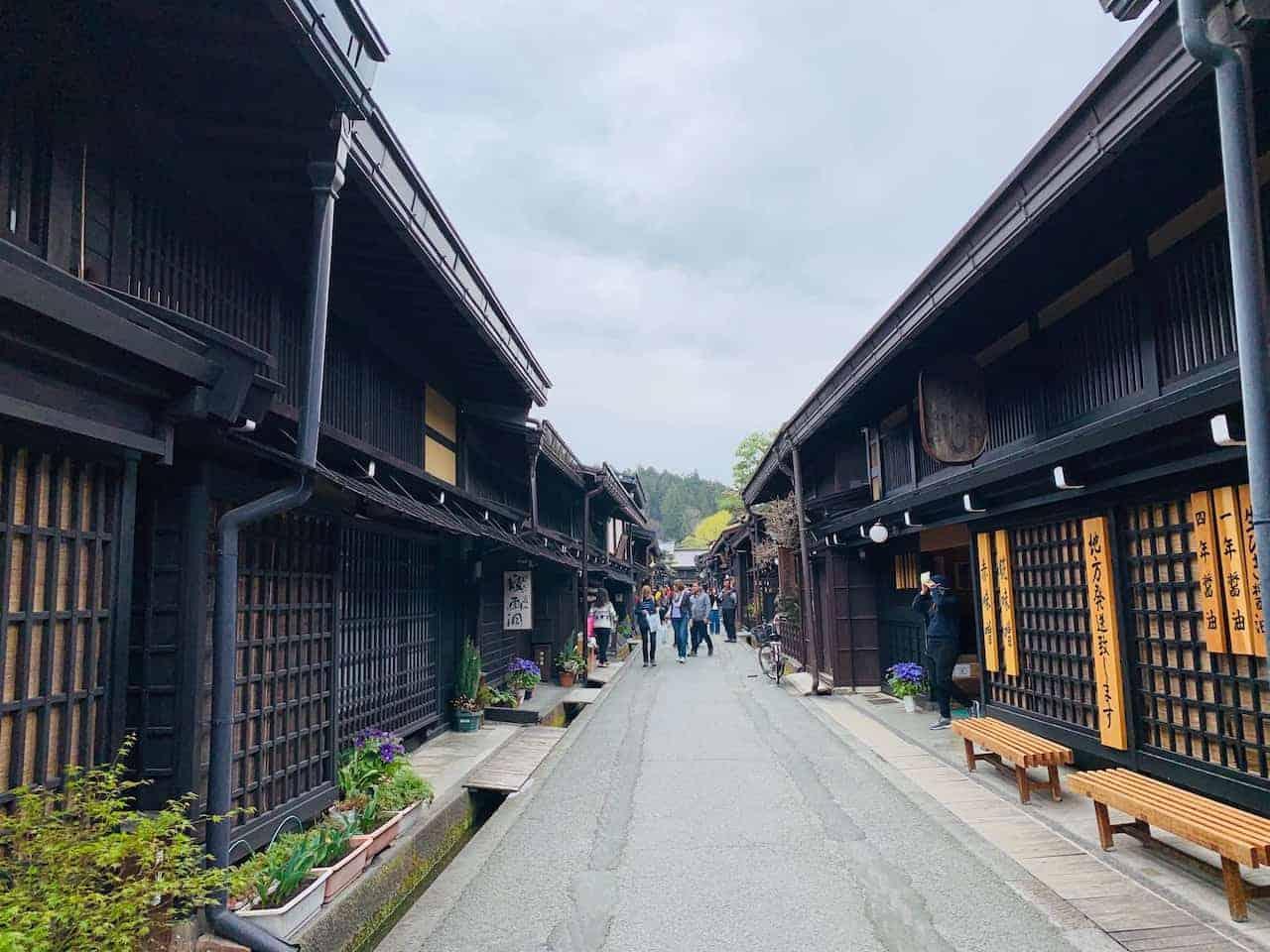 Sanmachi Old Town Takayama