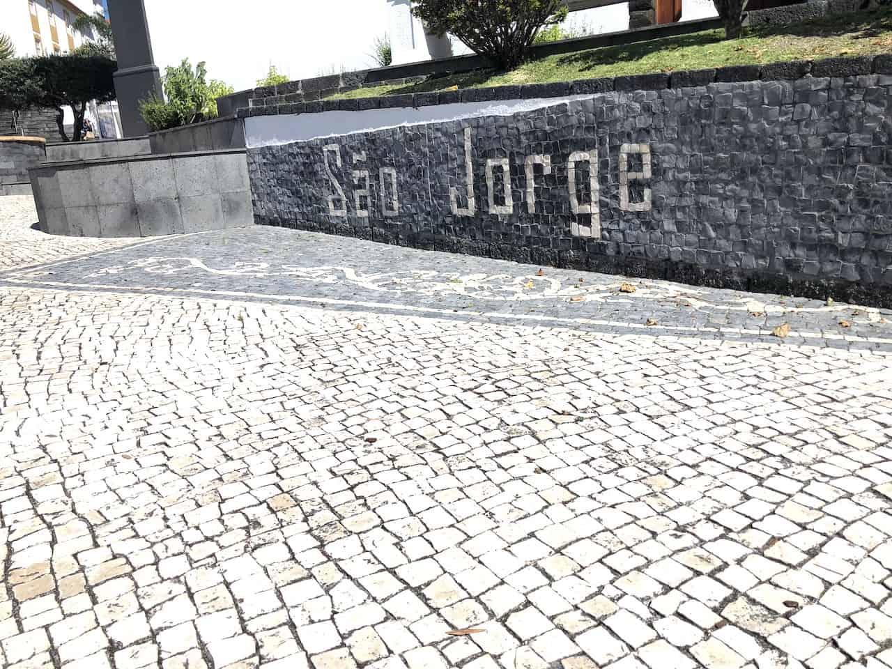 Sao Jorge Town