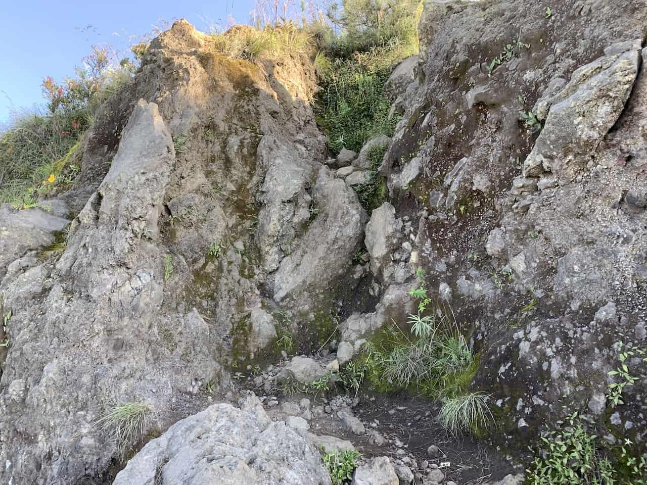 Seruni Point Hiking Path