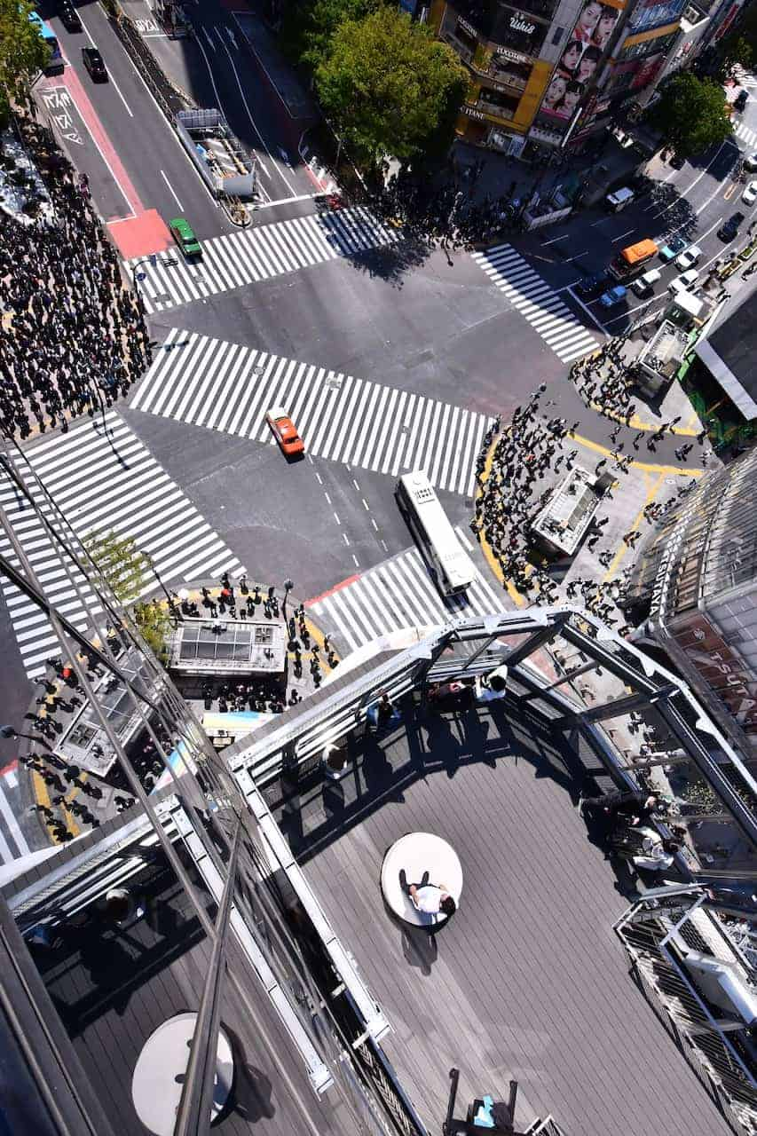 Shibuya Crossing Viewpoint