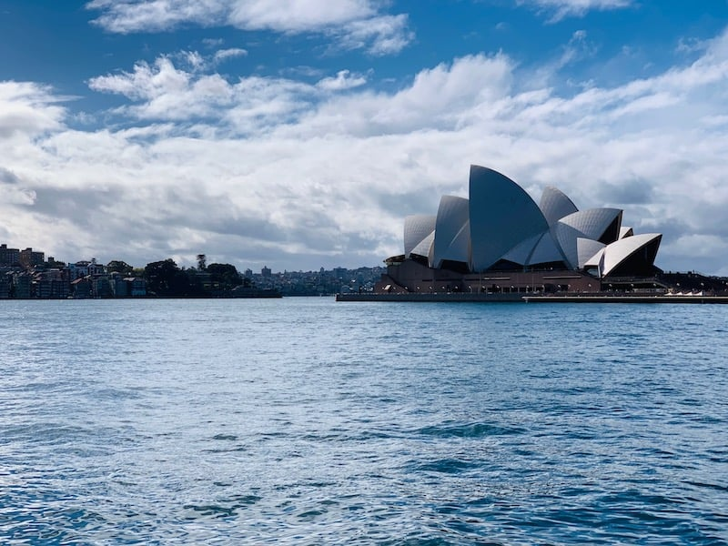 Sydney Harbour Opera House