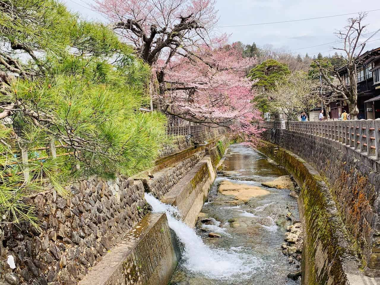 Takayama Japan Canals