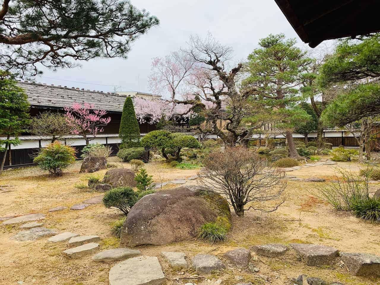 Takayama Jinya Garden