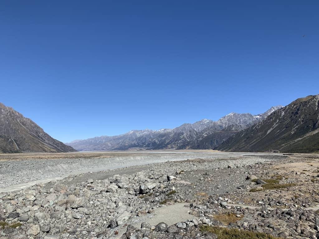 Tasman River View