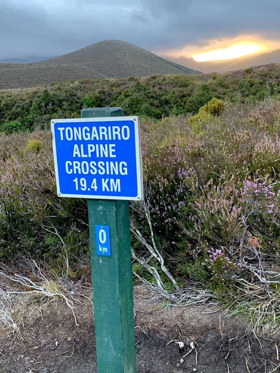 Tongariro 19.4KM