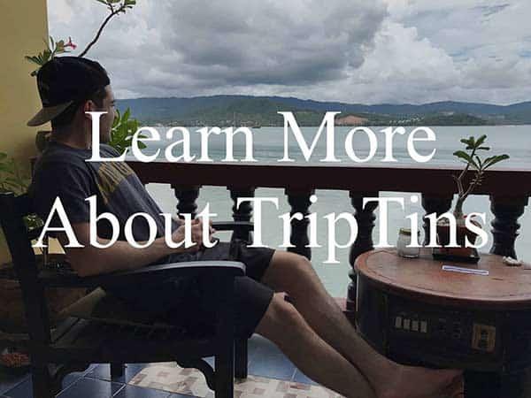 TripTins Learn More