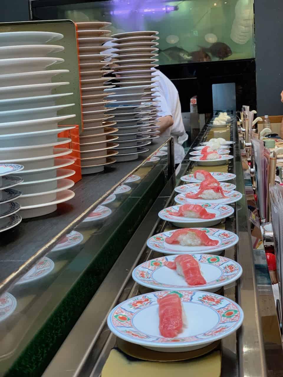 Tsukiji Market Sushi