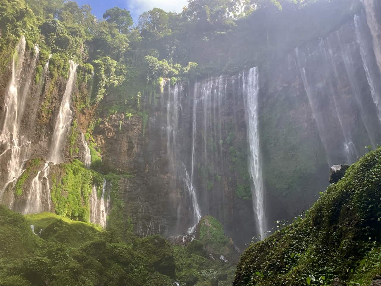 Tumpak Sewu Waterfall Indonesia