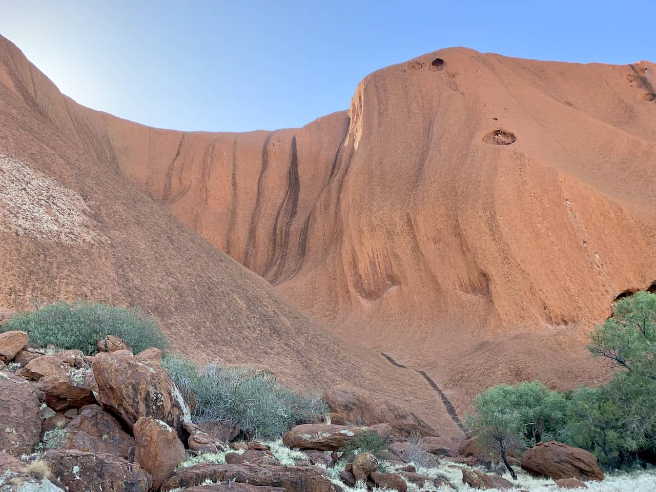 Uluru Base Walk Hike