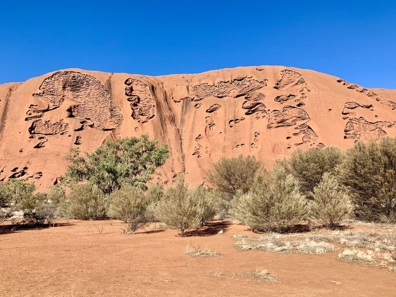 Uluru Base Walk Tour
