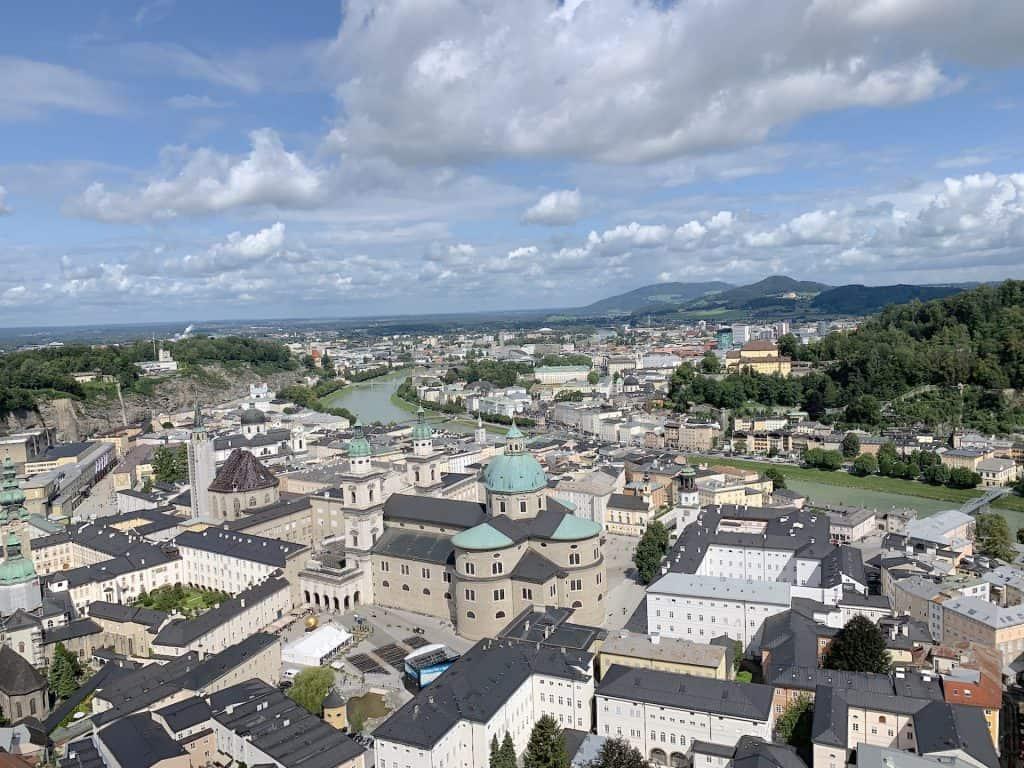 Vienna to Salzburg Day Trip