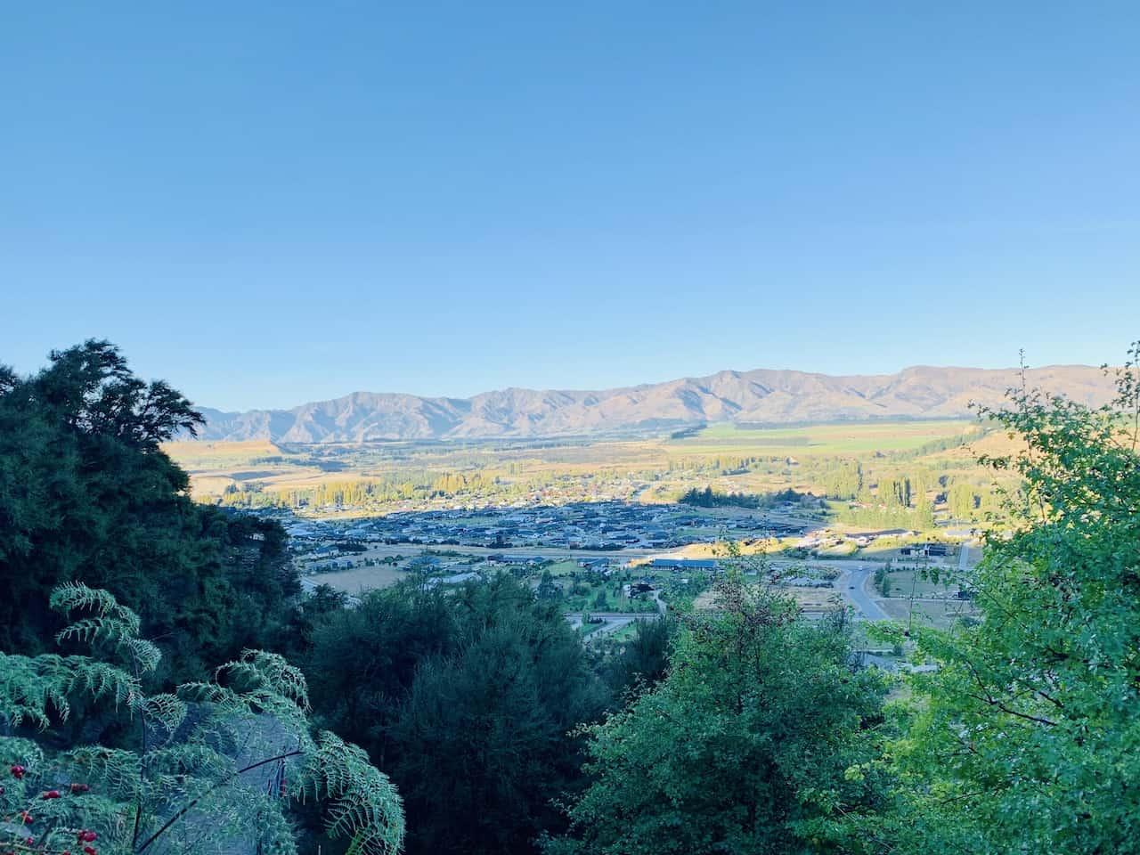 Wanaka Hiking Trails