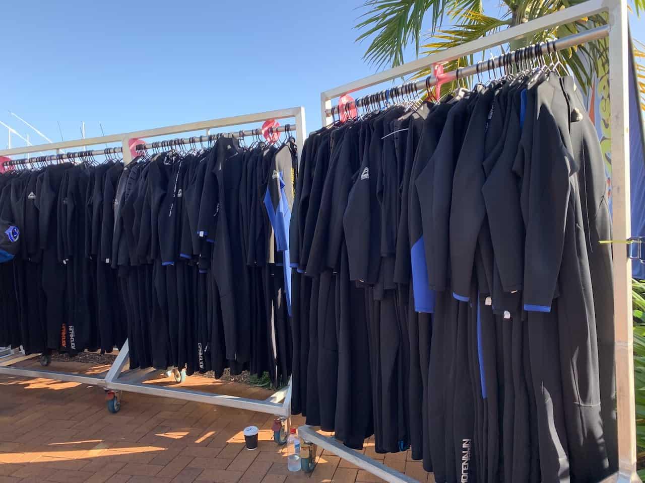 Wetsuit Hire Whitsundays