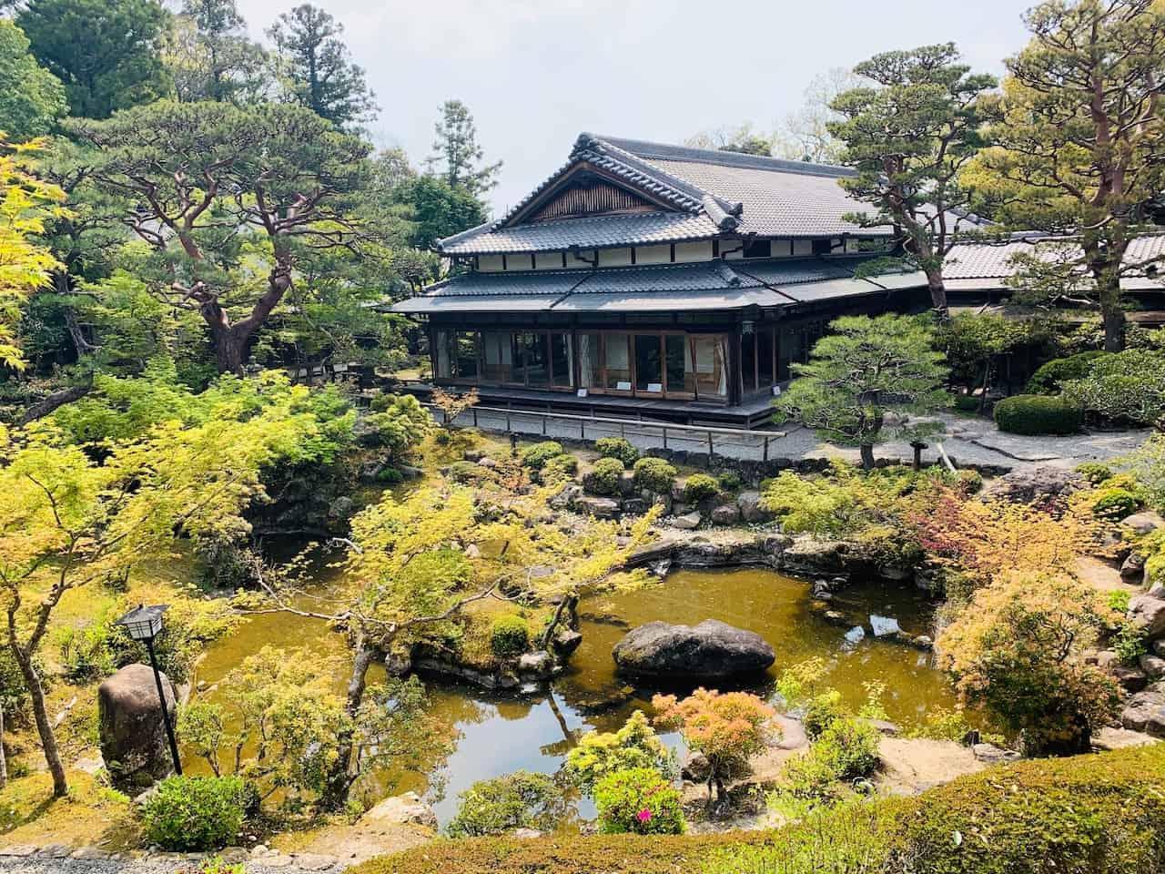 Yoshikien Garden Nara