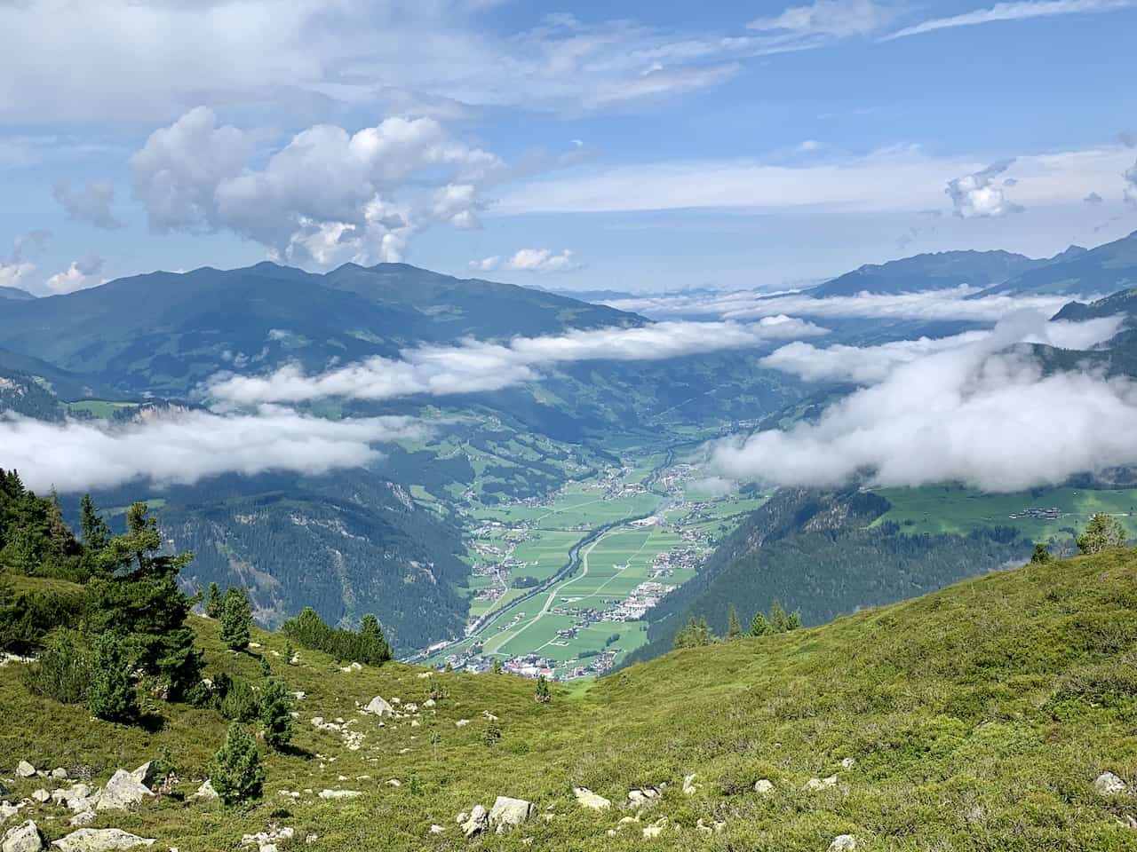 Zillertal Valley Mayrhofen