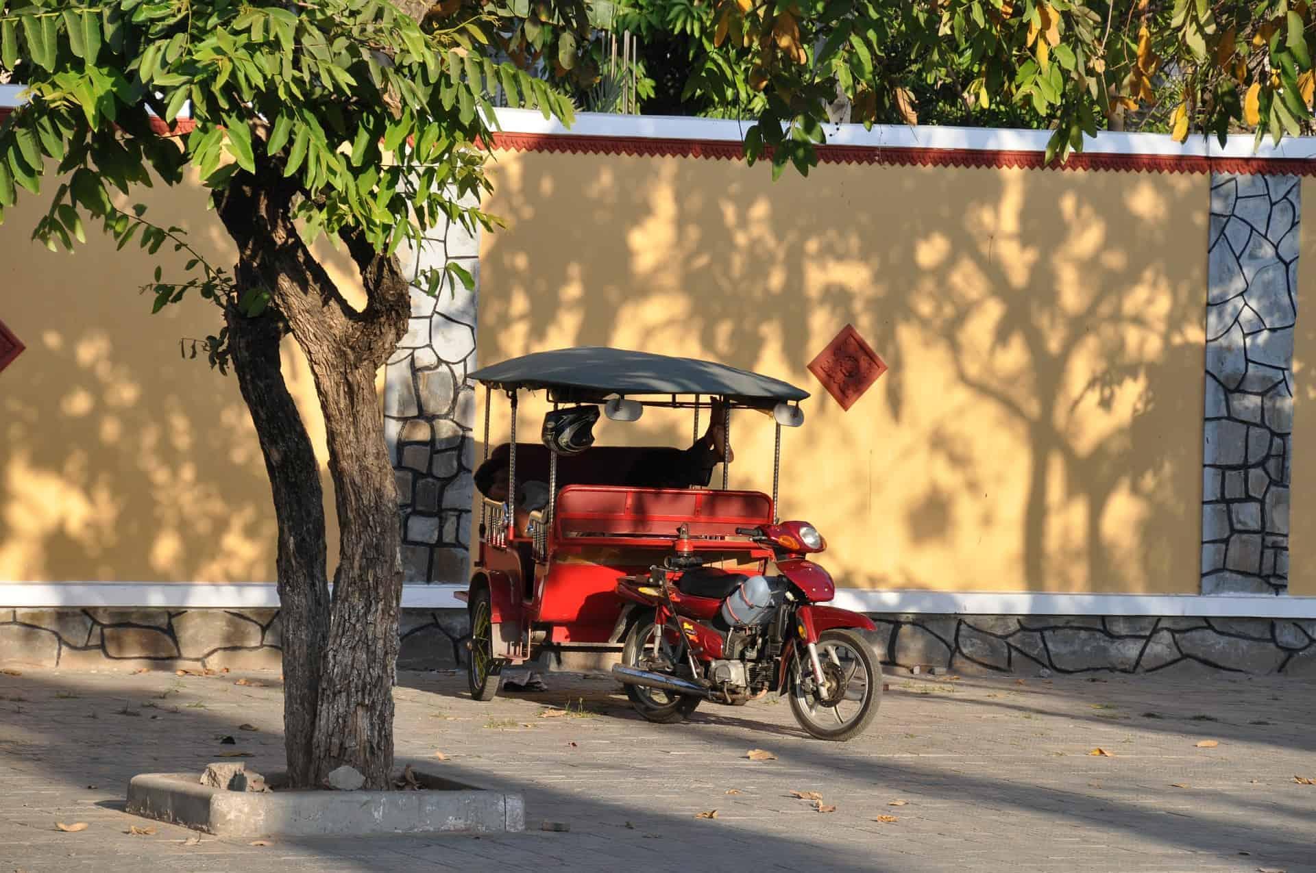 Tuk Tuk Cambodia