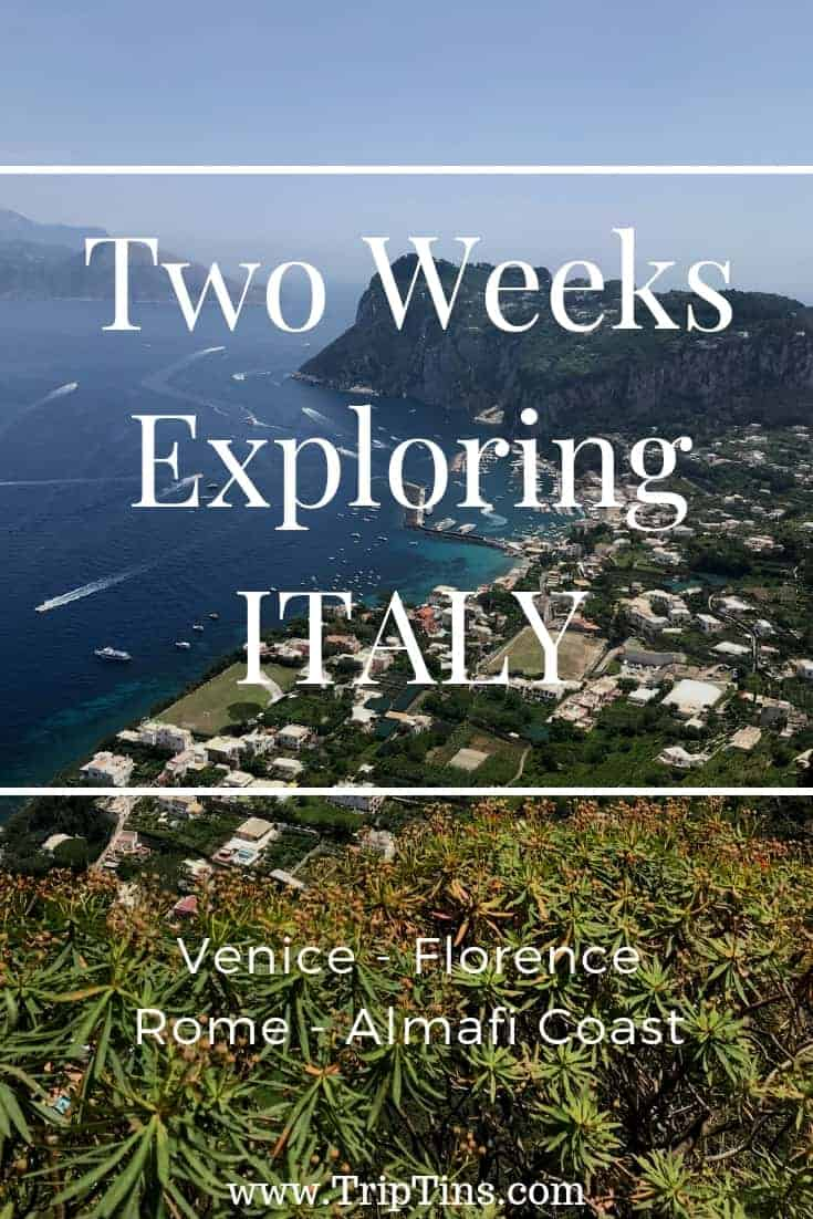 2 Week Italy Itinerary