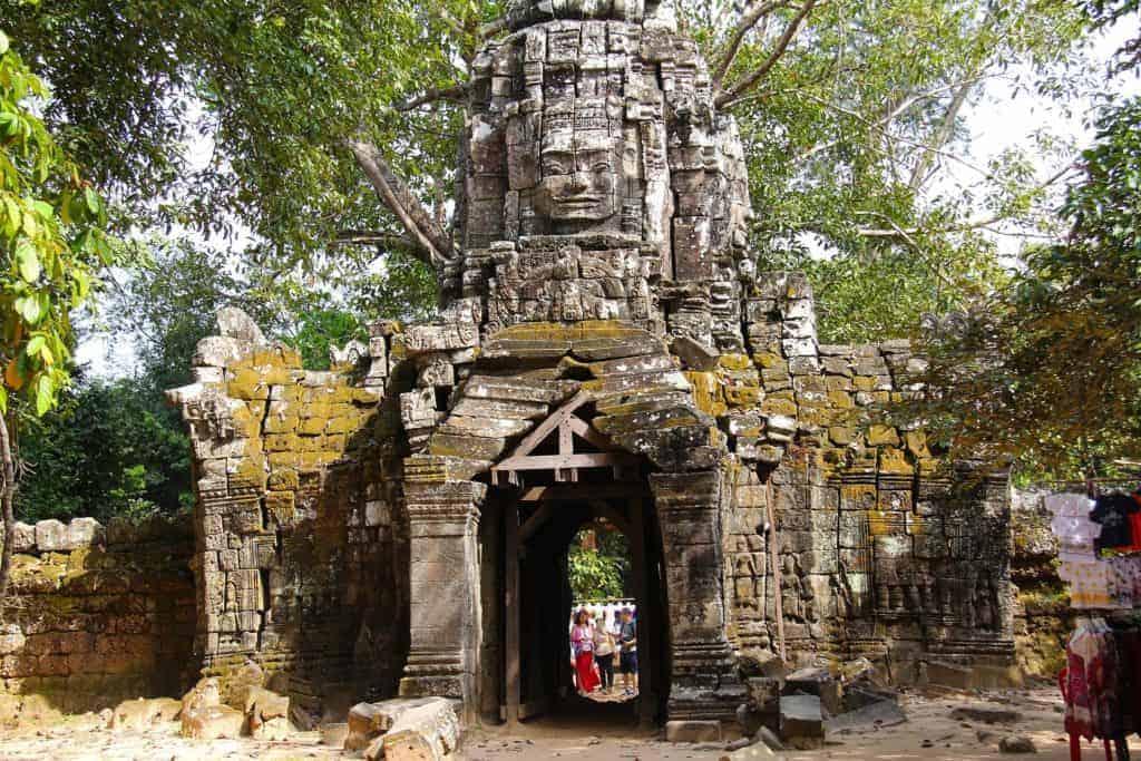 Angkor Wat Ta Som