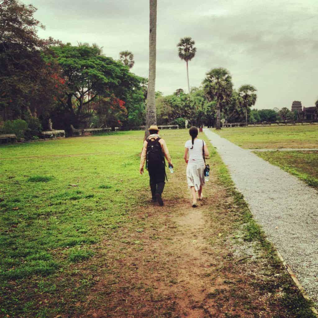 Angkor Wat Walk