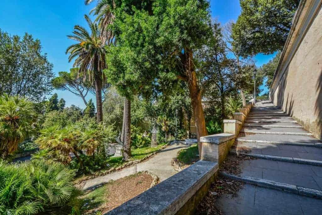 Borghese Gardens 2