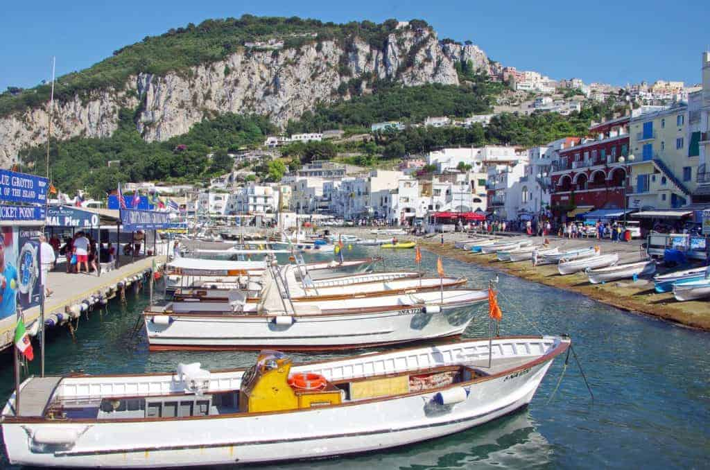 Capri Docks