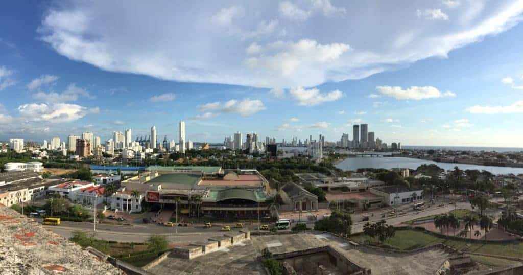 Cartagena View