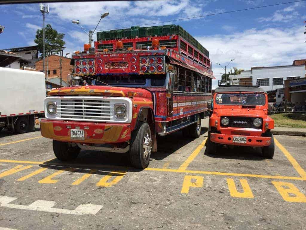 El Penol Bus