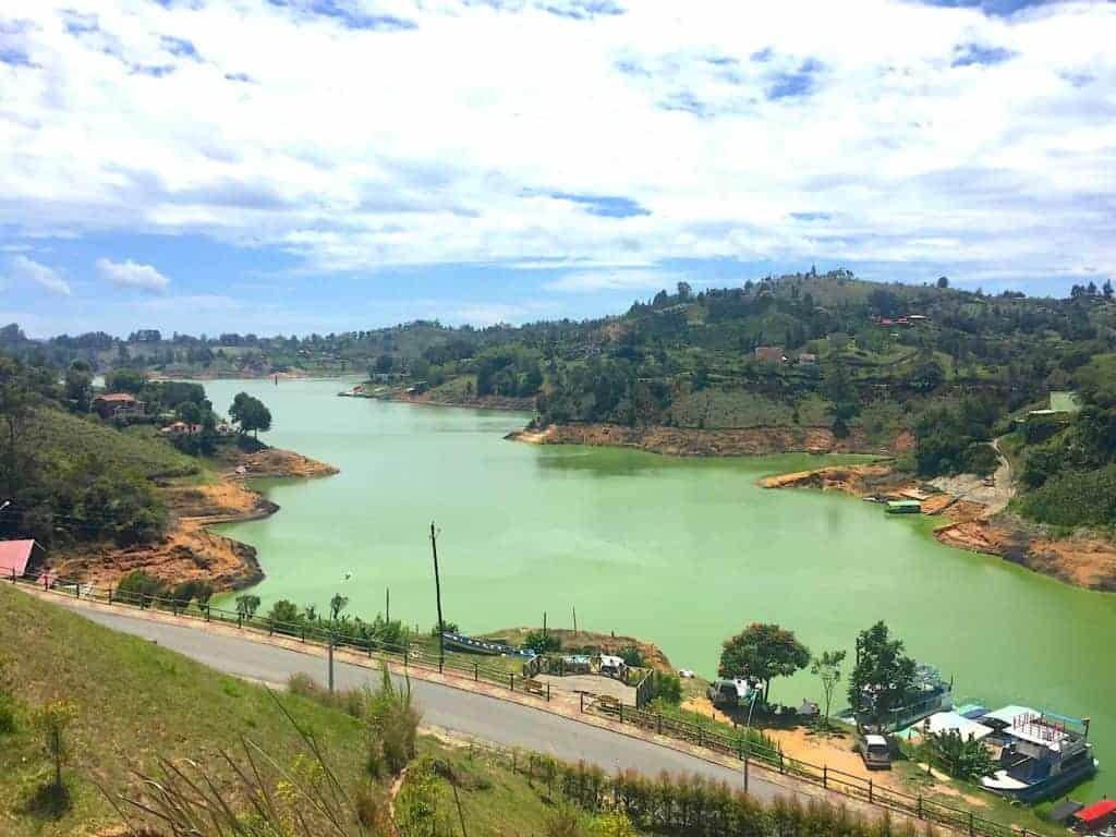 El Penol Lake