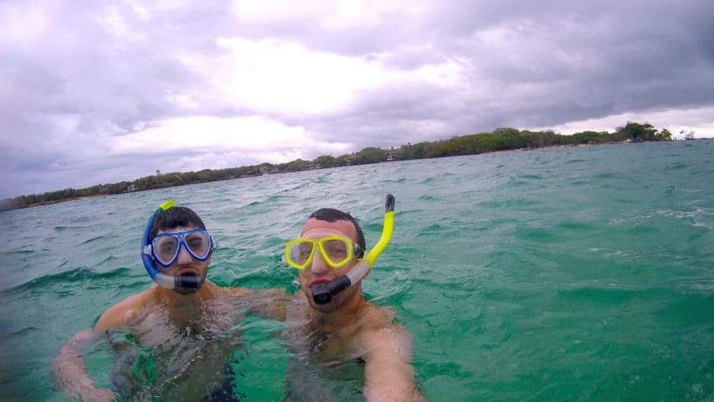 Snorkeling Cartagena