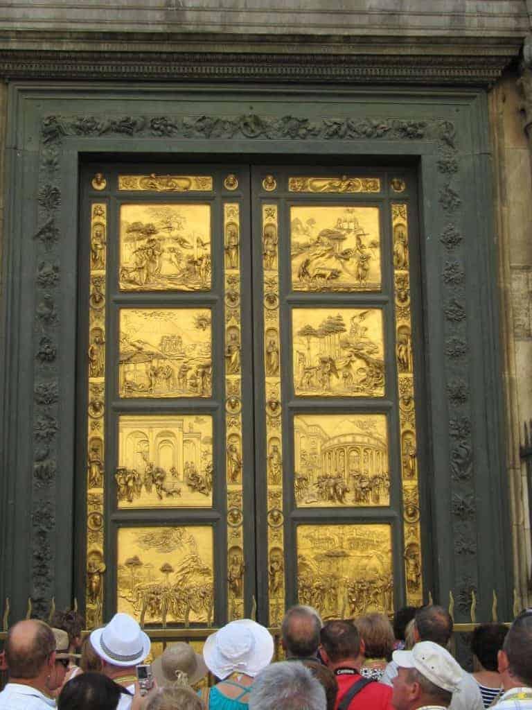 Gates of Paradise Florence