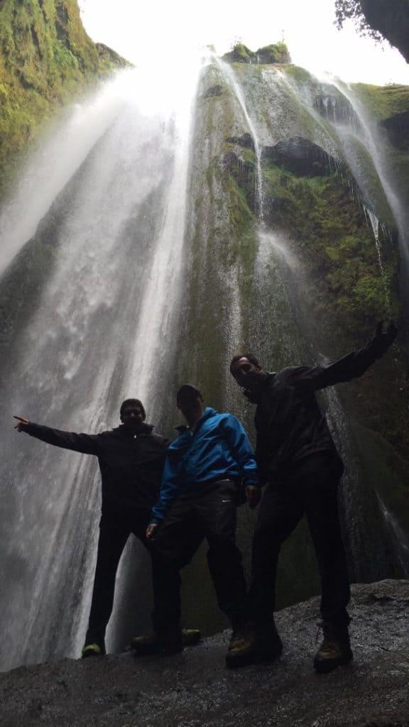 Gljufrabui Iceland