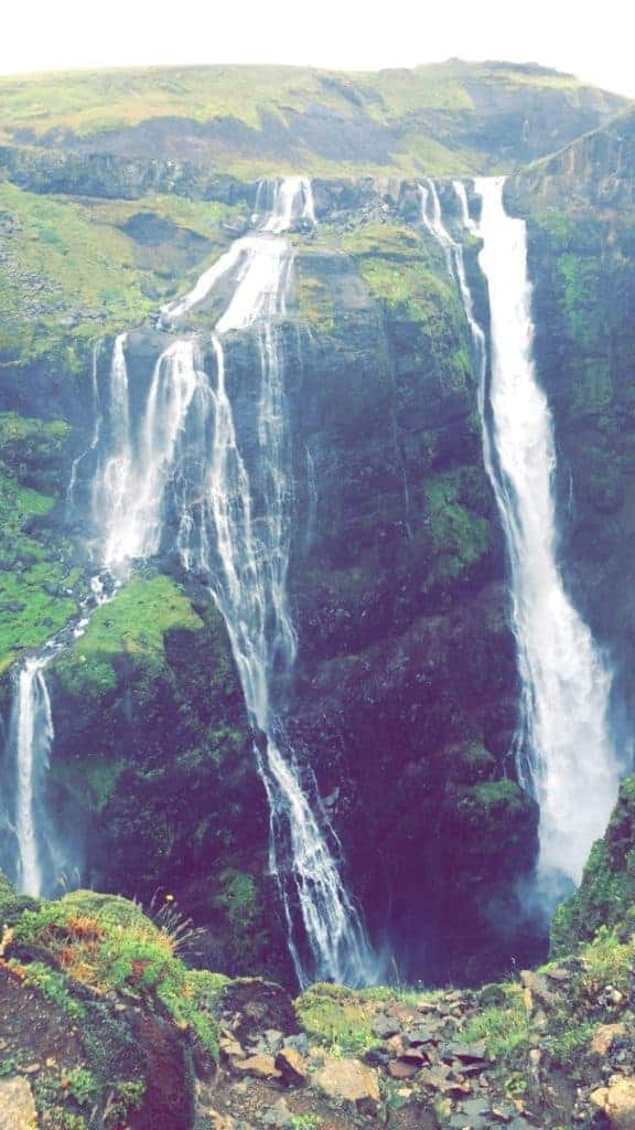 Glymur Hike Iceland