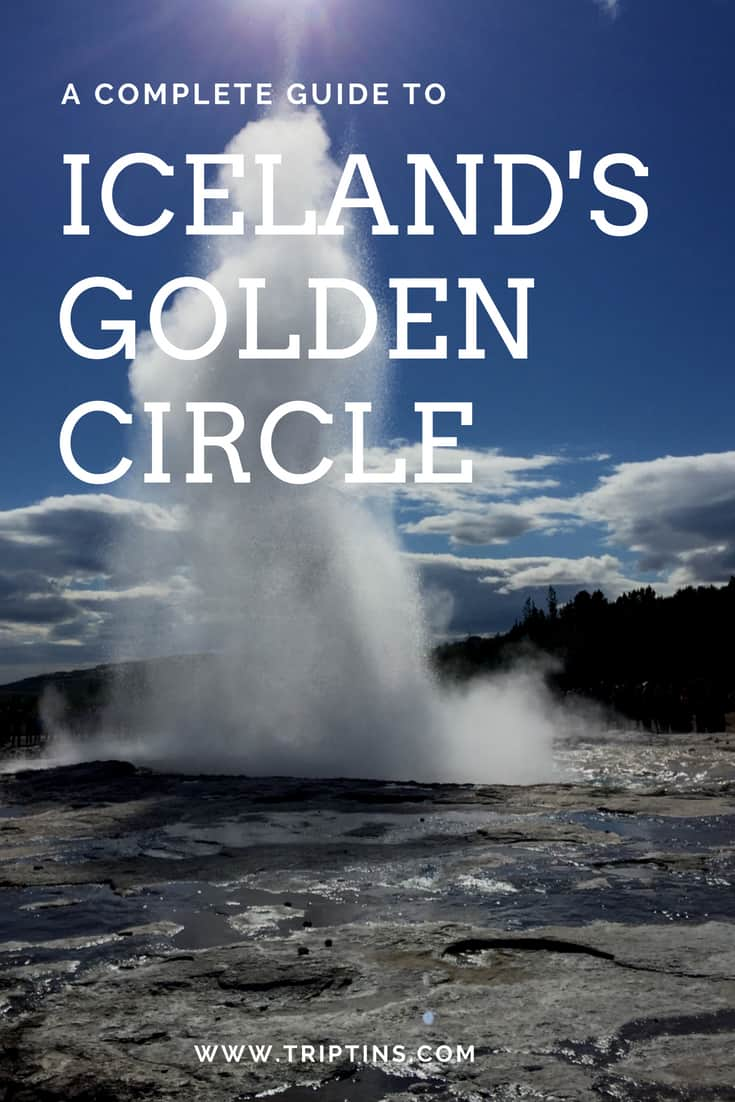 Golde Circle Iceland Itinerary