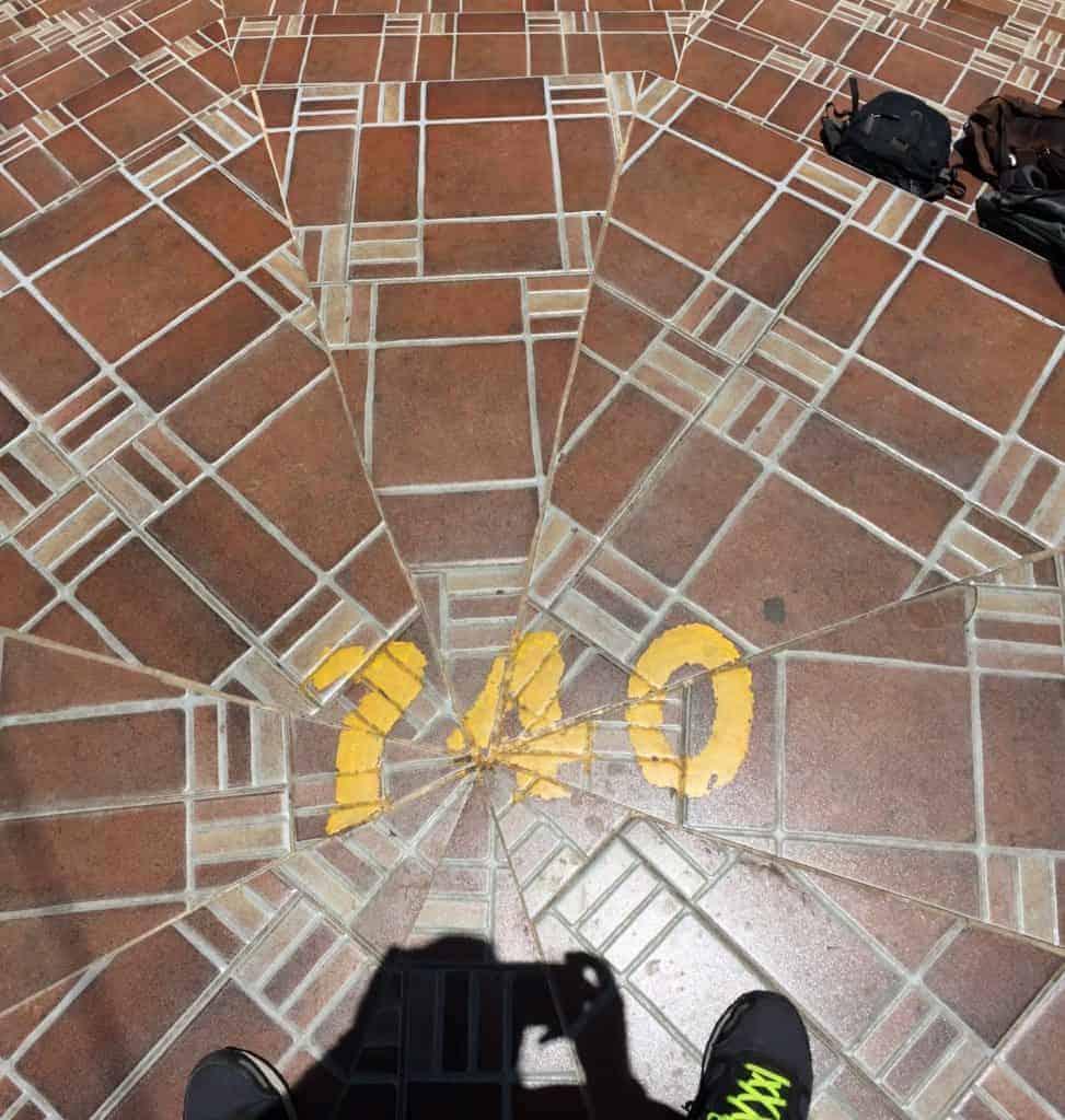 Guatape 740 Stairs