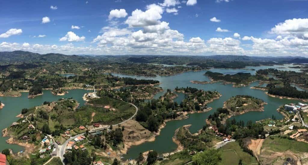 Medellin to Guatape