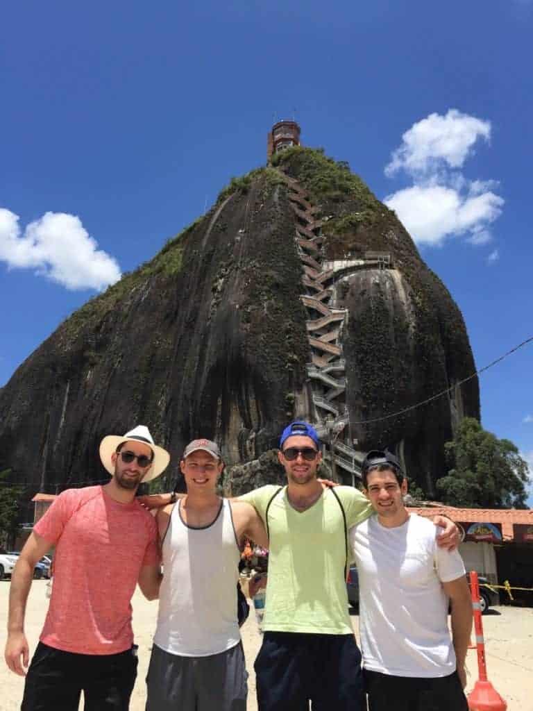 Guatape Rock