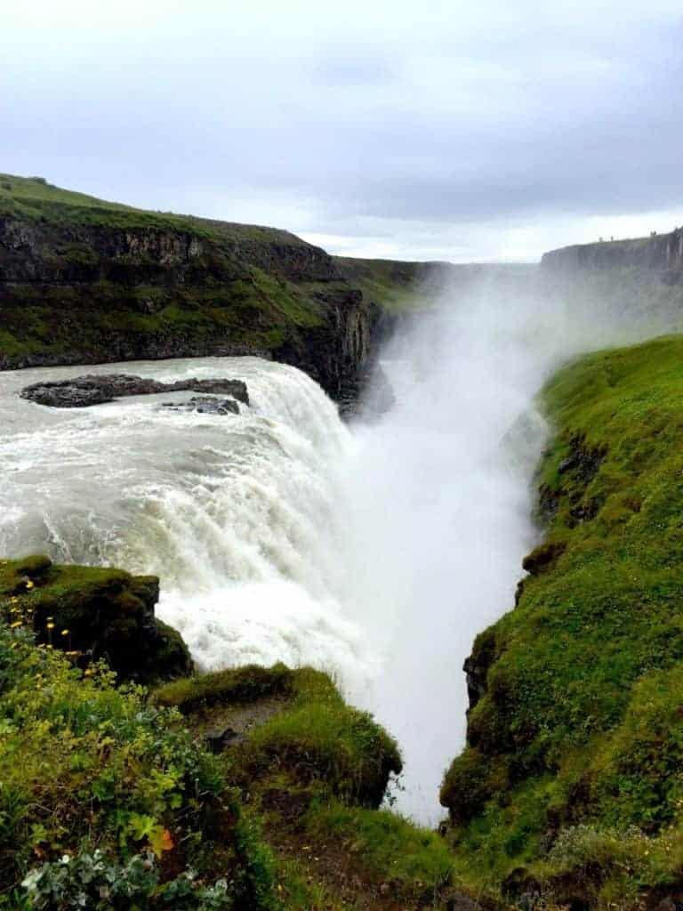 Gullfoss Iceland 2