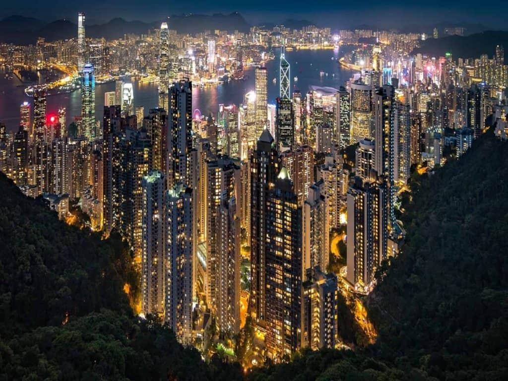 Hong Kong Five Day Itinerary
