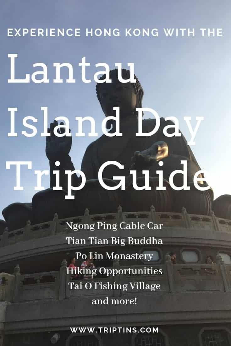 Lantau Island Itinerary