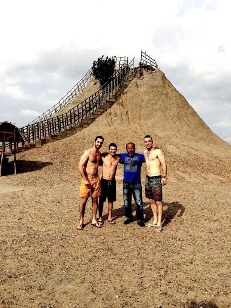 Mud Volcano El Totumo