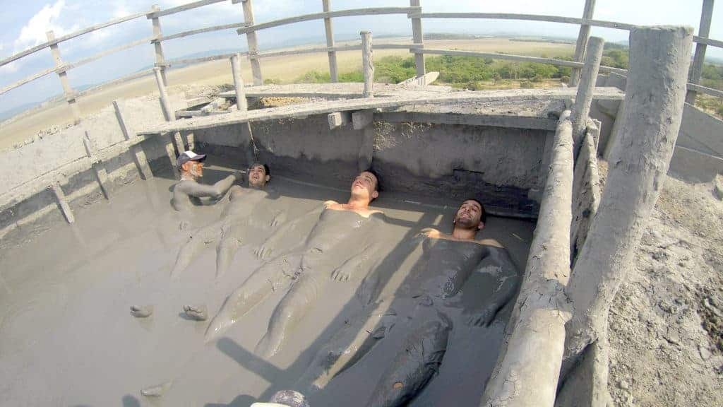 Mud Volcano El Totumo Massages