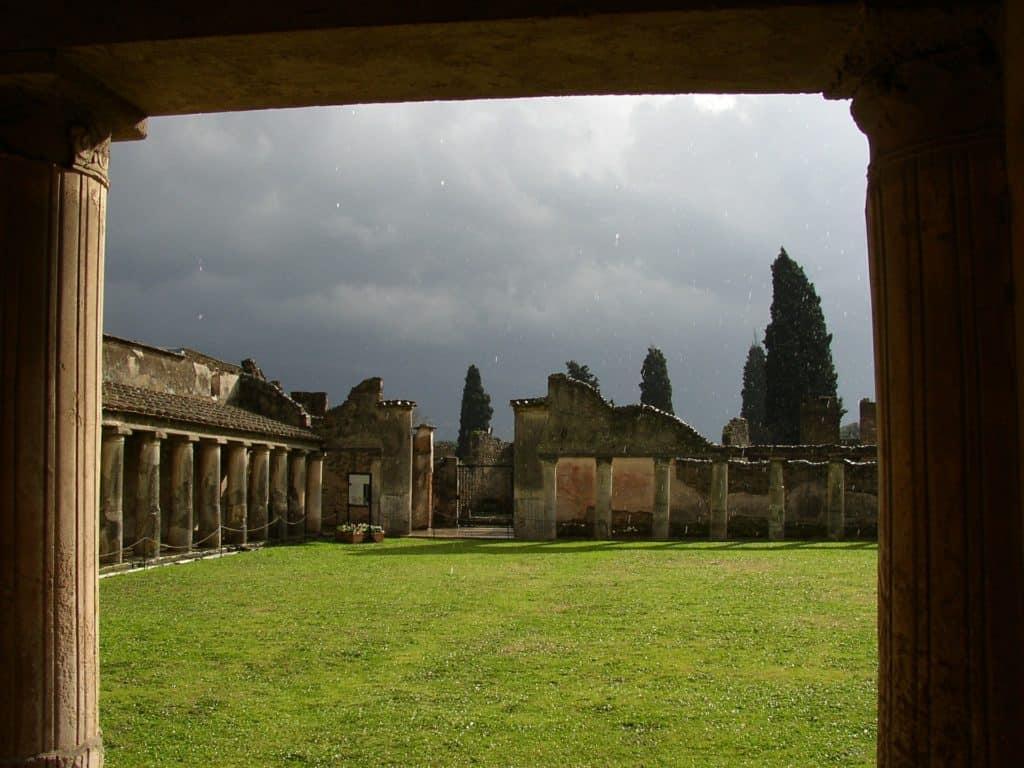 Pompeii Yard