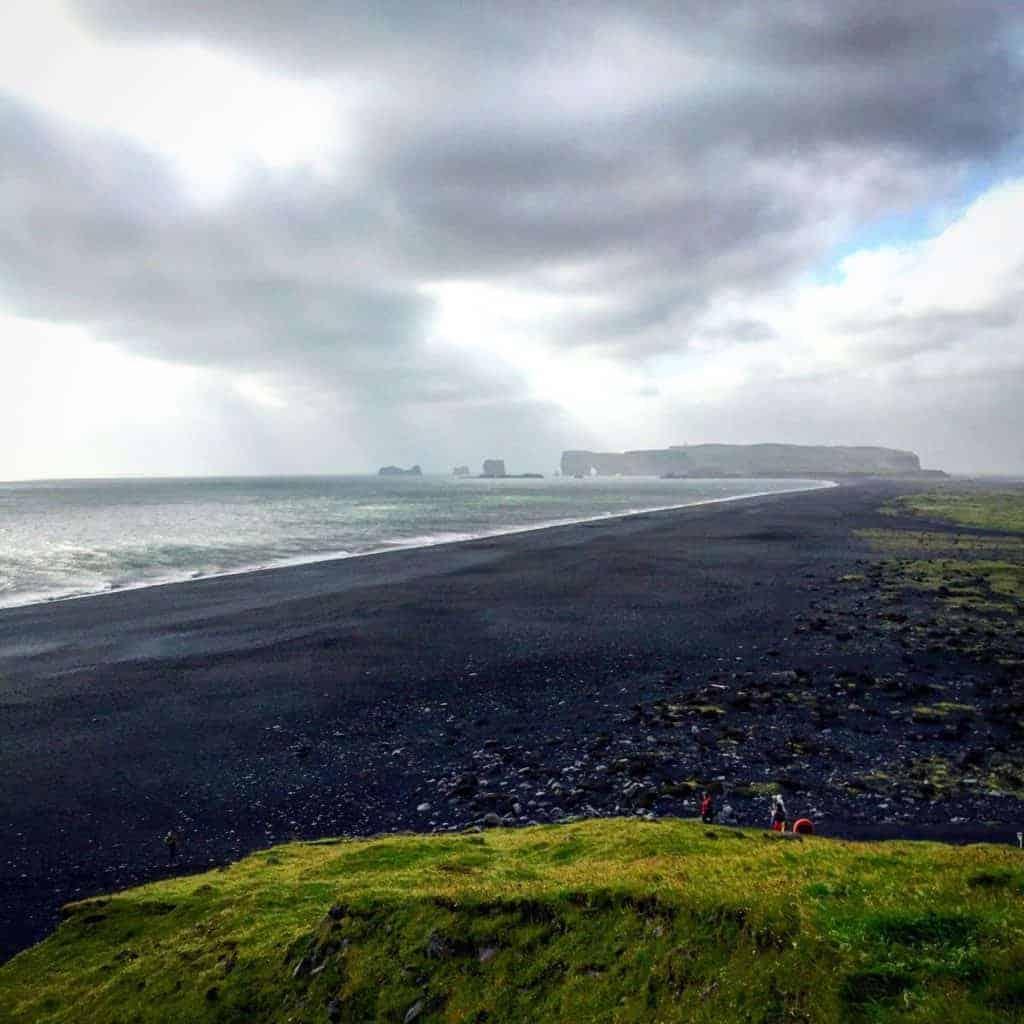Reynisfjara Iceland View